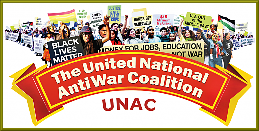 Stop the Wars at Home and Abroad!