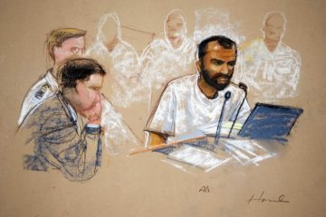 NY Daily News, Ammar Al Baluchi, 9/11 Trial at Guantanamo