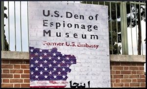 US Den of Espionage by Barbara Briggs-Letsson
