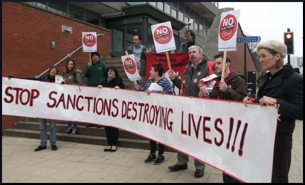 Stop Sanctions destroying lives ~Brighton and Hovenews